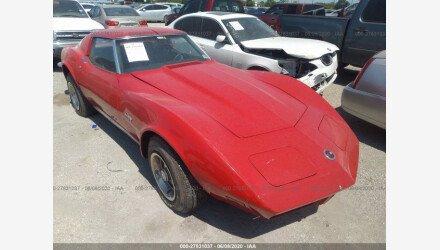 1973 Chevrolet Corvette for sale 101337619