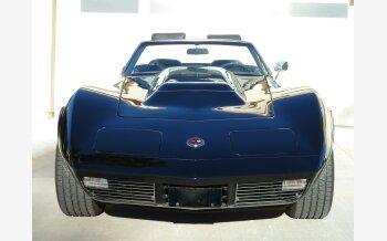1973 Chevrolet Corvette Stingray Convertible for sale 101558861
