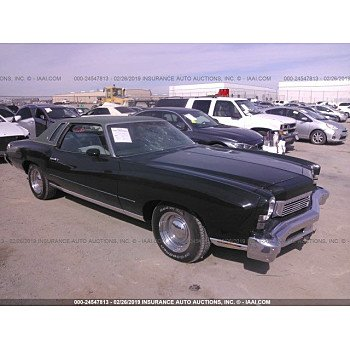 1973 Chevrolet Monte Carlo for sale 101101764