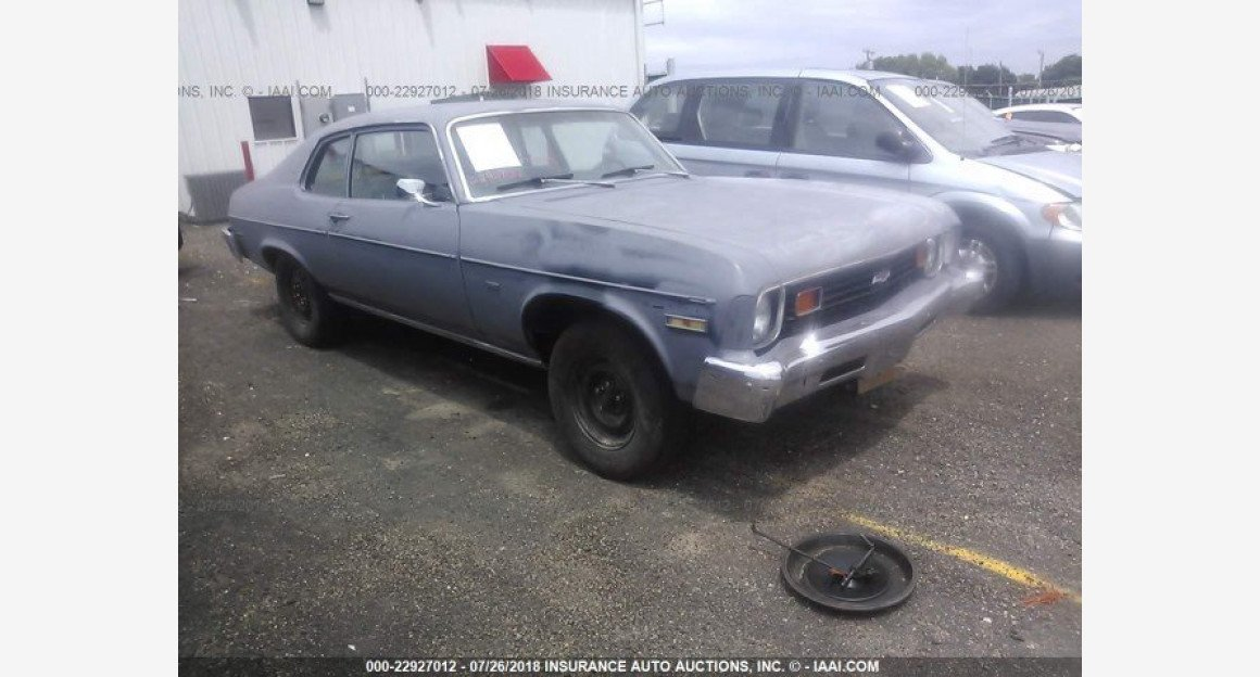 1973 Chevrolet Nova for sale 101015285