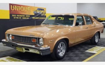 1973 Chevrolet Nova for sale 101463474