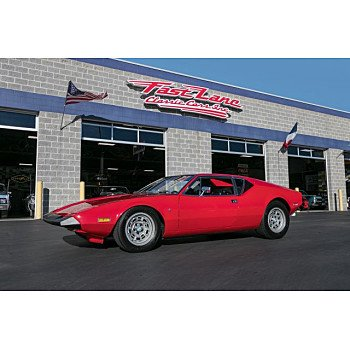 1973 De Tomaso Pantera for sale 101158838