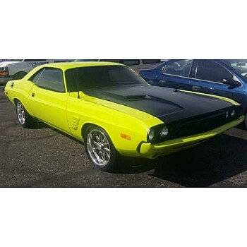 1973 Dodge Challenger for sale 100826611