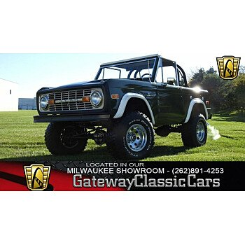 1973 Ford Bronco for sale 101048595