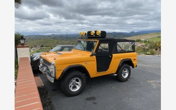 1973 Ford Bronco Sport for sale 101331136