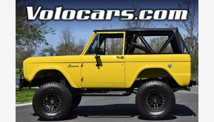 1973 Ford Bronco for sale 101136640
