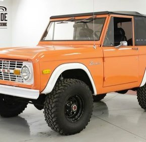 1973 Ford Bronco for sale 101185284