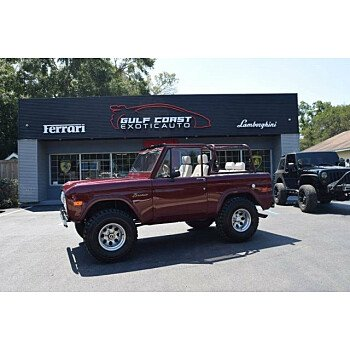 1973 Ford Bronco for sale 101201932