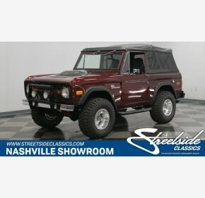 1973 Ford Bronco for sale 101281062