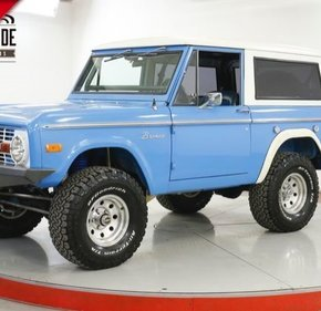 1973 Ford Bronco for sale 101324779