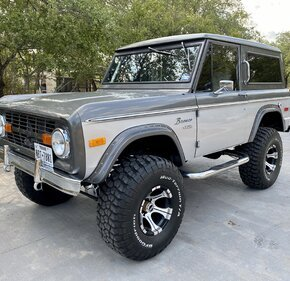1973 Ford Bronco XL for sale 101367354