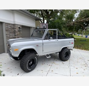 1973 Ford Bronco Sport for sale 101414699