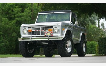 1973 Ford Bronco for sale 101578201