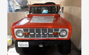 1973 Ford Bronco Sport for sale 101601833