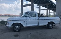 1973 Ford F100 2WD Regular Cab for sale 101111037