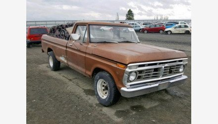 1973 Ford F100 for sale 101127583