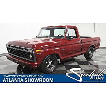 1973 Ford F100 for sale 101160535
