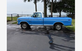 1973 Ford F100 2WD Regular Cab for sale 101190163