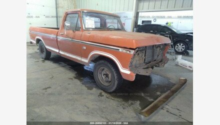 1973 Ford F100 for sale 101268296