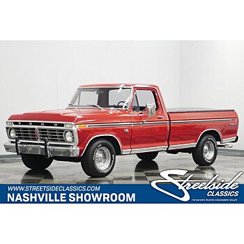 1973 Ford F100 for sale 101417883