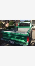 1973 Ford F250 2WD Regular Cab for sale 101077740