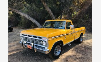 1973 Ford F250 2WD Regular Cab for sale 101203438