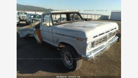 1973 Ford F250 for sale 101222345