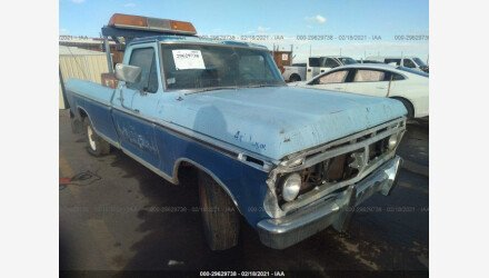1973 Ford F250 for sale 101465473