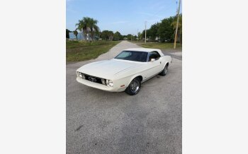 1973 Ford Mustang Convertible For 101119945