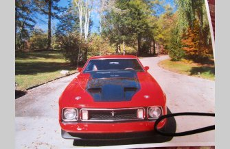 1973 Ford Mustang Mach 1 Coupe for sale 101135243