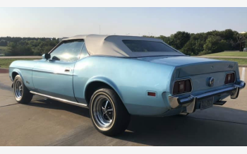 1973 Ford Mustang Convertible for sale 101207289