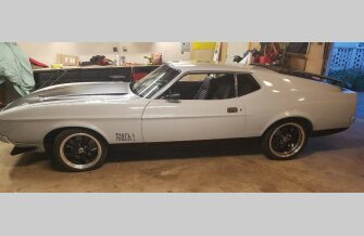 1973 Ford Mustang Mach 1 Coupe for sale 101239642