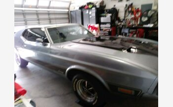 1973 Ford Mustang Mach 1 Coupe for sale 101345754