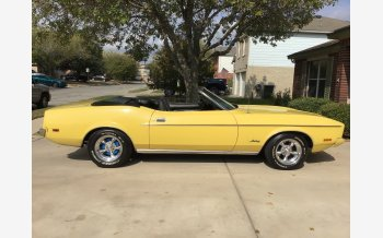 1973 Ford Mustang Convertible for sale 101406436