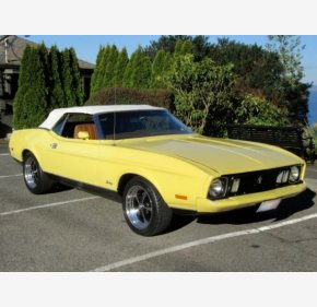 1973 Ford Mustang for sale 101047902