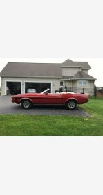 1973 Ford Mustang Convertible for sale 101173069