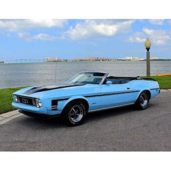 1973 Ford Mustang Convertible for sale 101216965