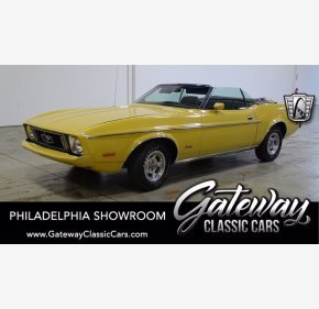 1973 Ford Mustang Convertible for sale 101344025