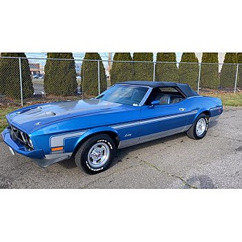 1973 Ford Mustang Convertible for sale 101423289