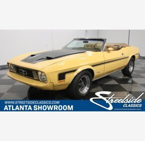1973 Ford Mustang Convertible for sale 101426058
