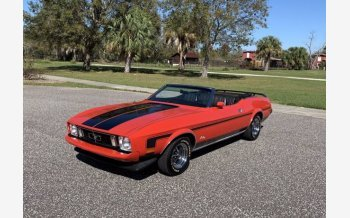 1973 Ford Mustang Convertible for sale 101470674