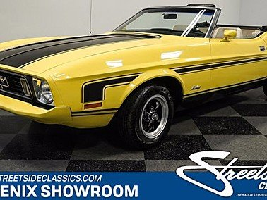 1973 Ford Mustang Convertible for sale 101562342