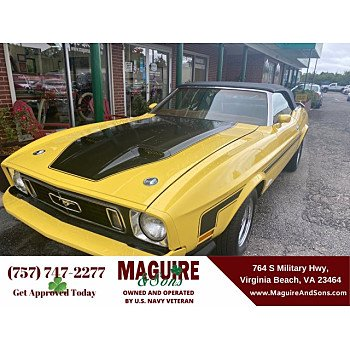 1973 Ford Mustang for sale 101611179