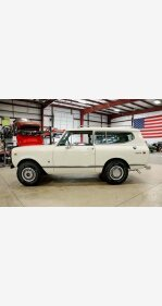 1973 International Harvester Scout for sale 101199347