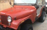 1973 Jeep CJ-5 for sale 101404801