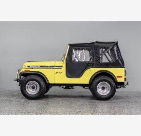 1973 Jeep CJ-5 for sale 101436515