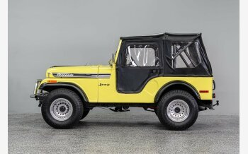 1973 Jeep CJ-5 for sale 101436515