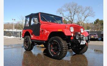 Jeep CJ-5 Classics for Sale - Classics on Autotrader