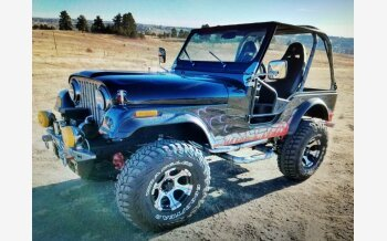 1973 Jeep CJ-5 for sale 101062327