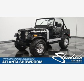 1973 Jeep CJ-5 for sale 101217786